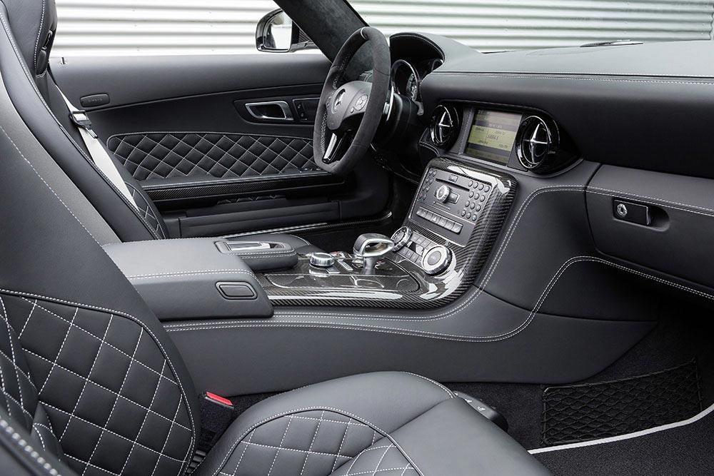 Die Mercedes-Benz SLS AMG GT Final Edition 6