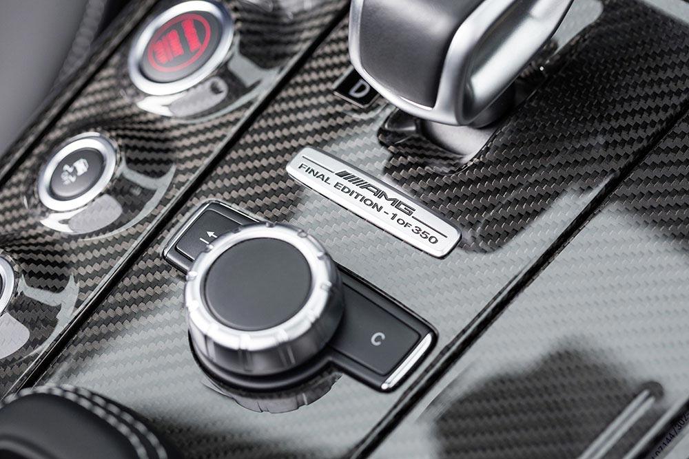 Die Mercedes-Benz SLS AMG GT Final Edition 7