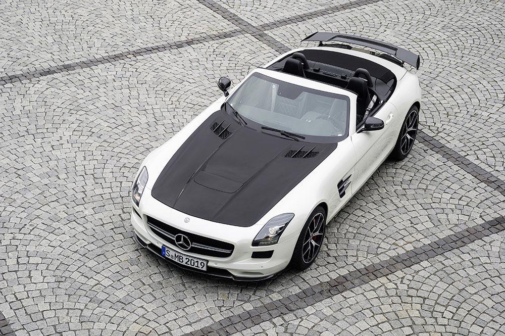 Die Mercedes-Benz SLS AMG GT Final Edition 10