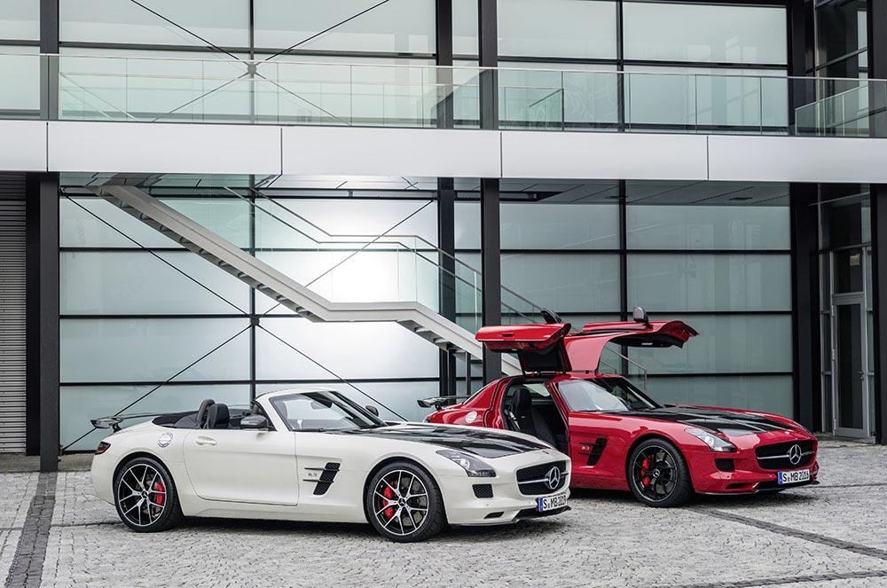 Die Mercedes-Benz SLS AMG GT Final Edition 11