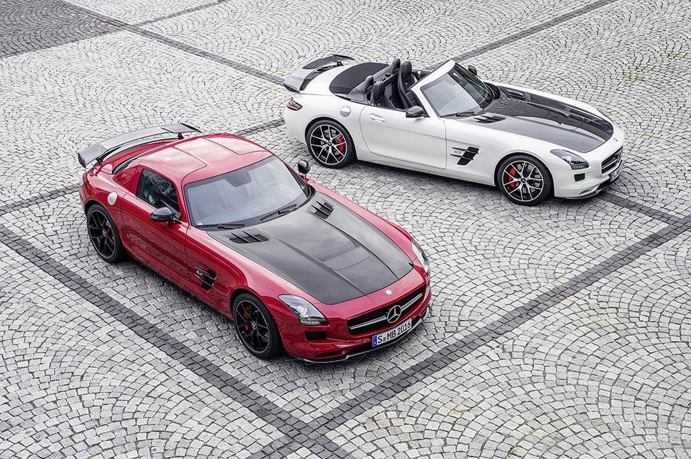 Die Mercedes-Benz SLS AMG GT Final Edition 12