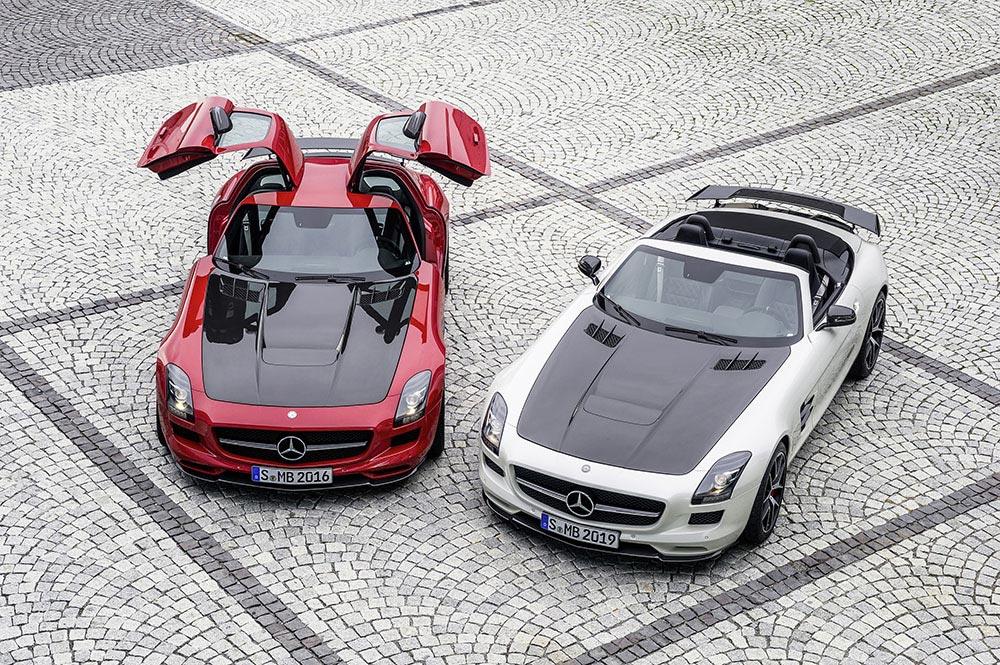 Mercedes-Benz SLS AMG GT Final Edition 1