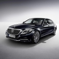 Mercedes Benz Unveils New S600 in Detroit