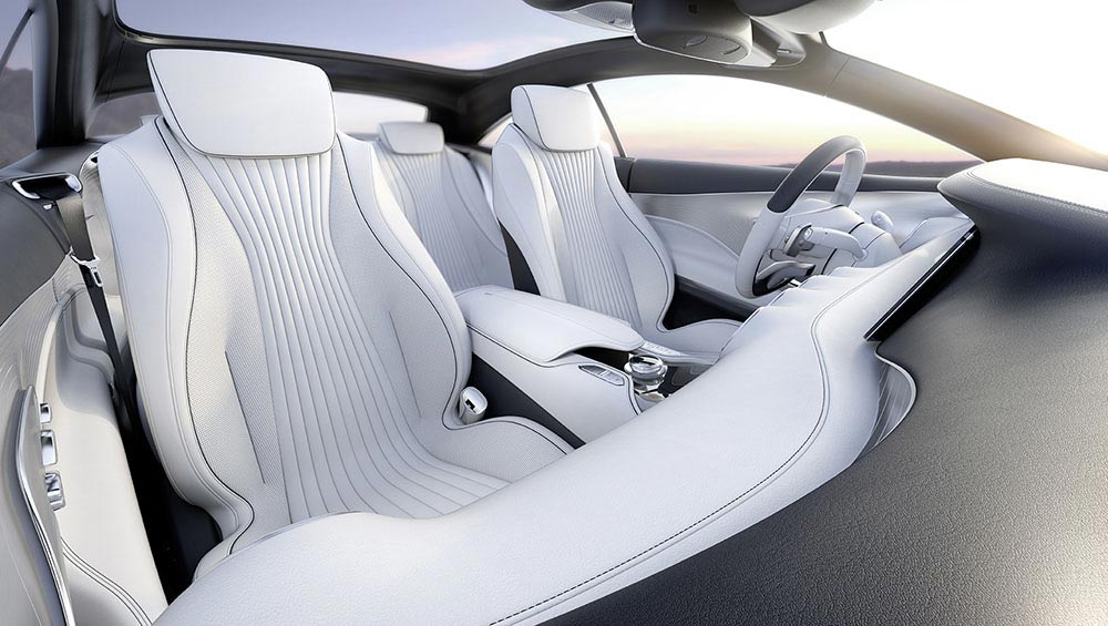 The new S-Class Concept by Mercedes 10