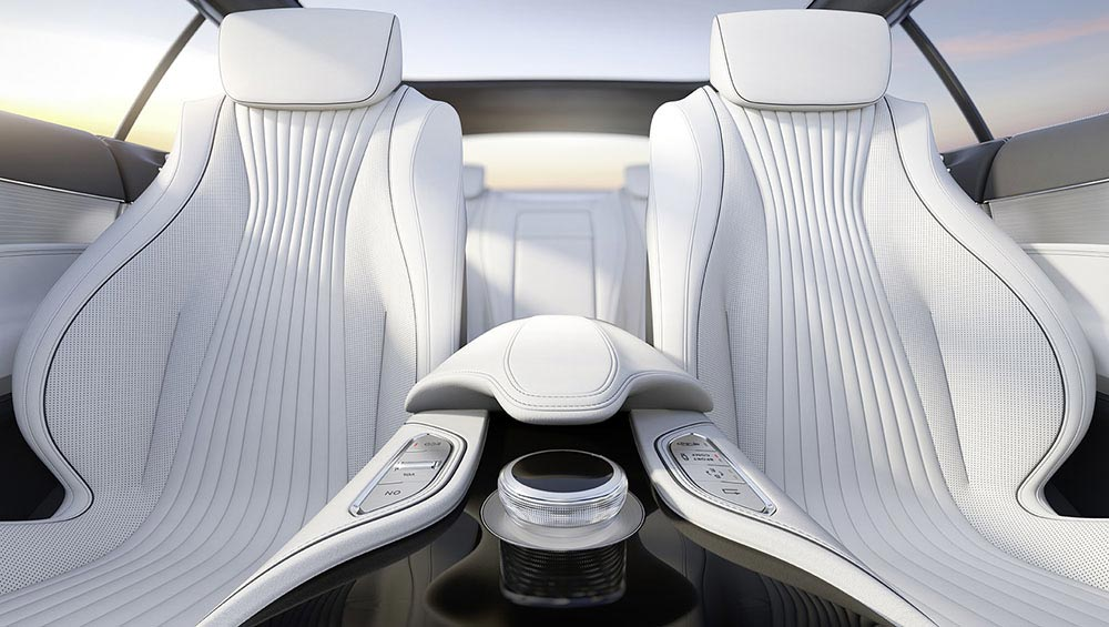 The new S-Class Concept by Mercedes 11