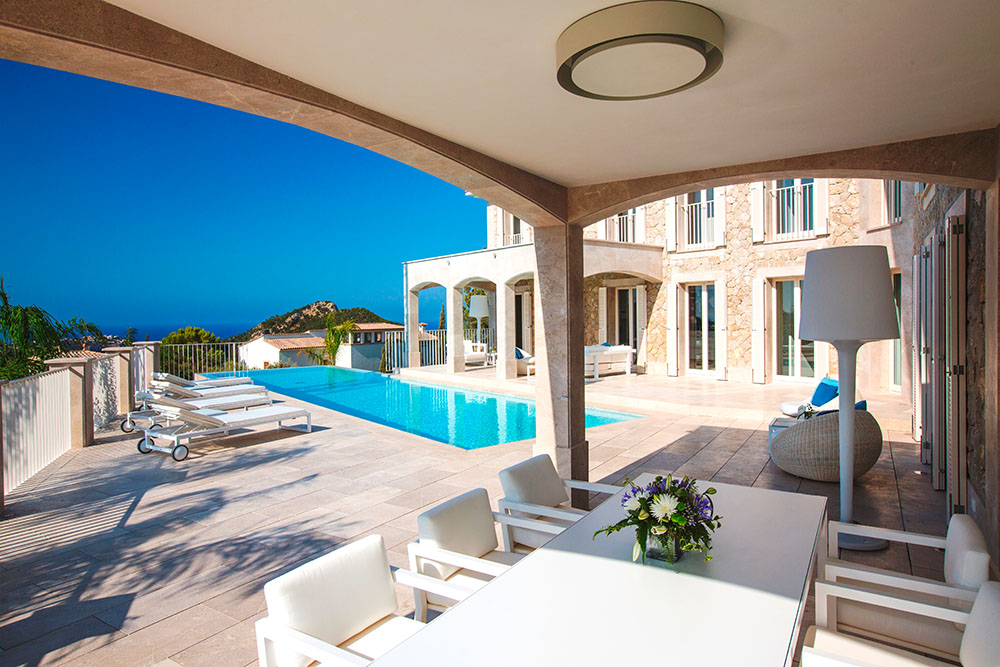 modern mediterranean villa in andratx x mallorca mr goodlife