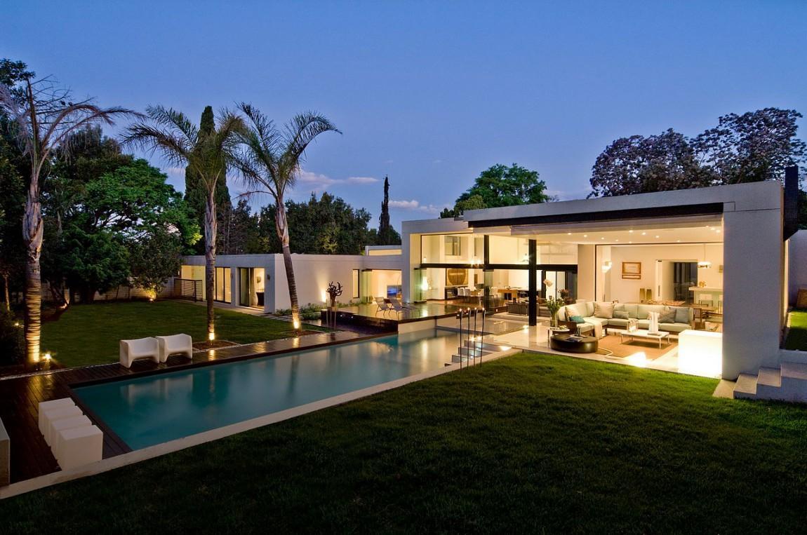 Moss Oaklands Residence in Süd-Afrika 1
