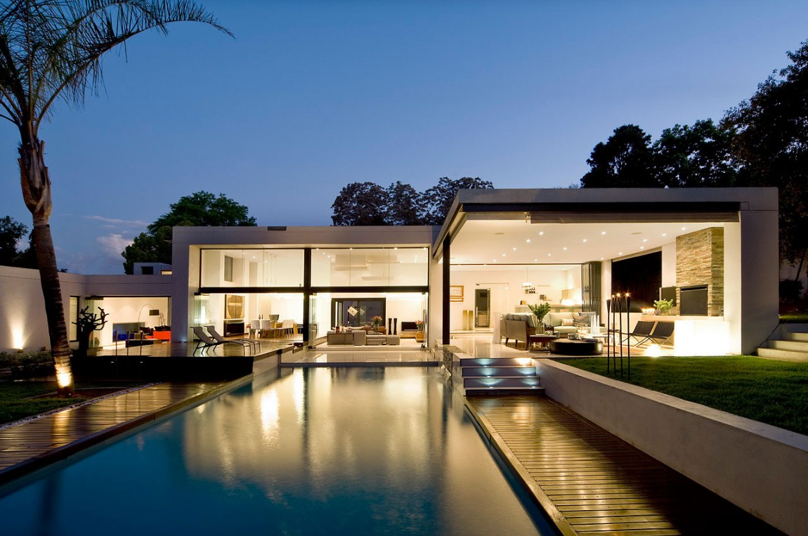 Moss Oaklands Residence in Süd-Afrika 2