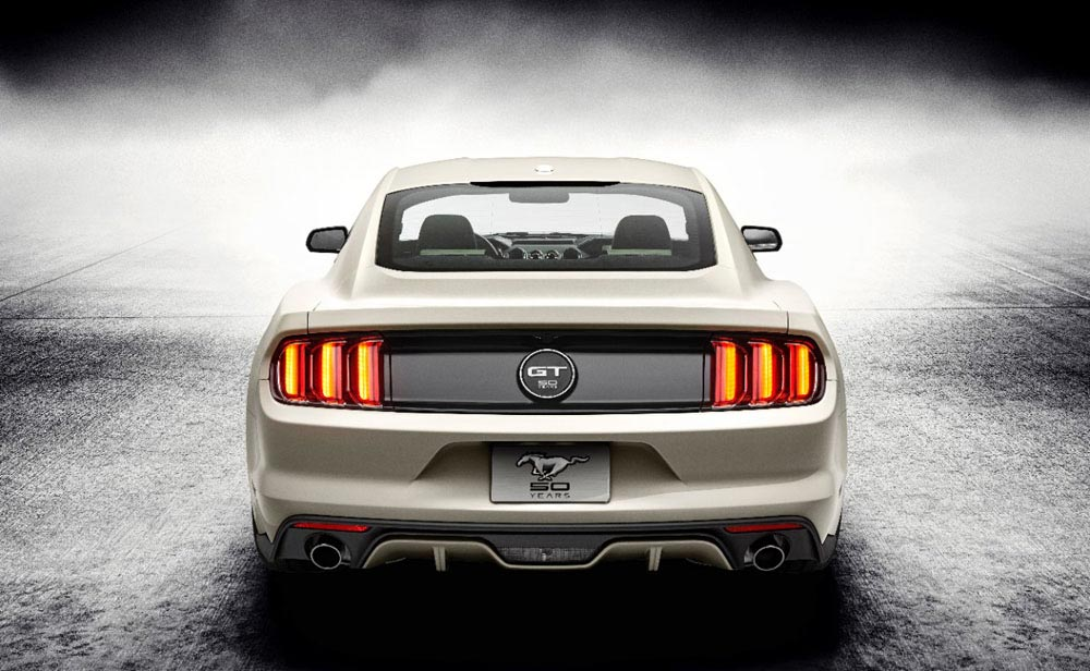 Mustang 50 Year Limited Edition 5