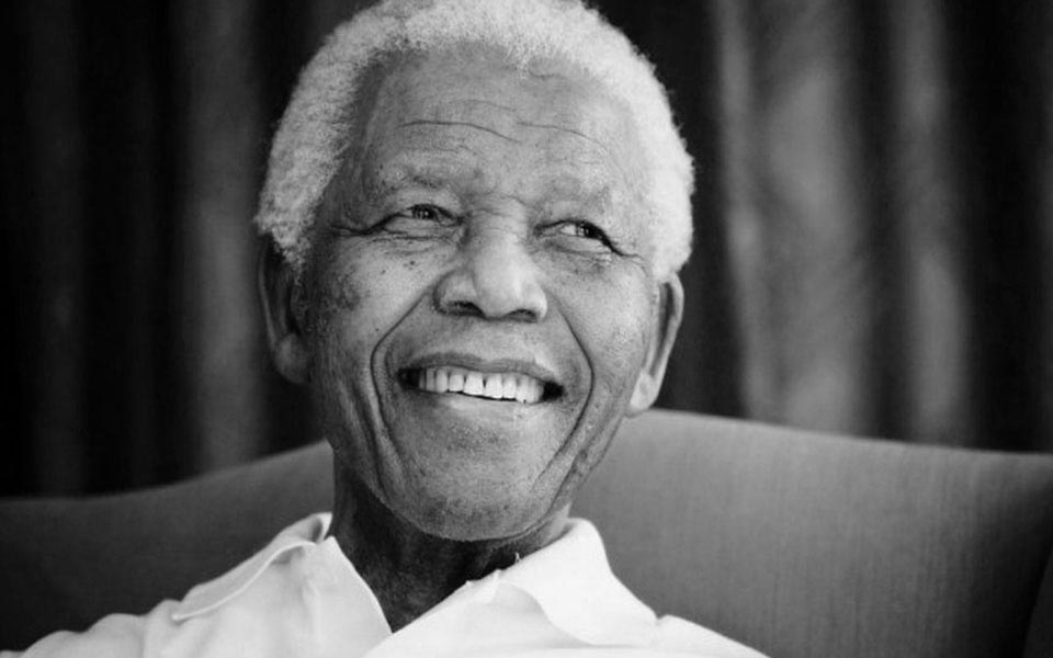 Nelson Mandela x 15 of the Most Inspirational Quotes