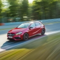 The new generation A-Class: A 45 AMG (AMG Exclusive)