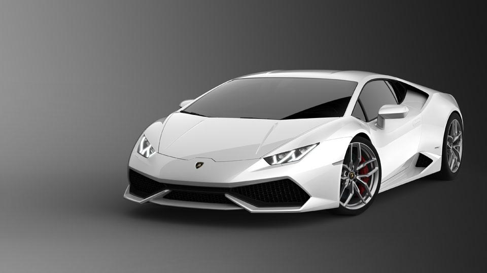 New Lamborghini Huracán LP 610-4 2