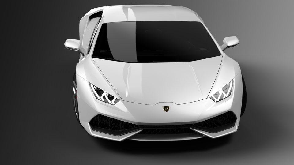 New Lamborghini Huracán LP 610-4 3