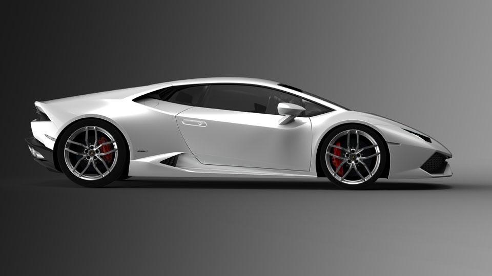 New Lamborghini Huracán LP 610-4 5