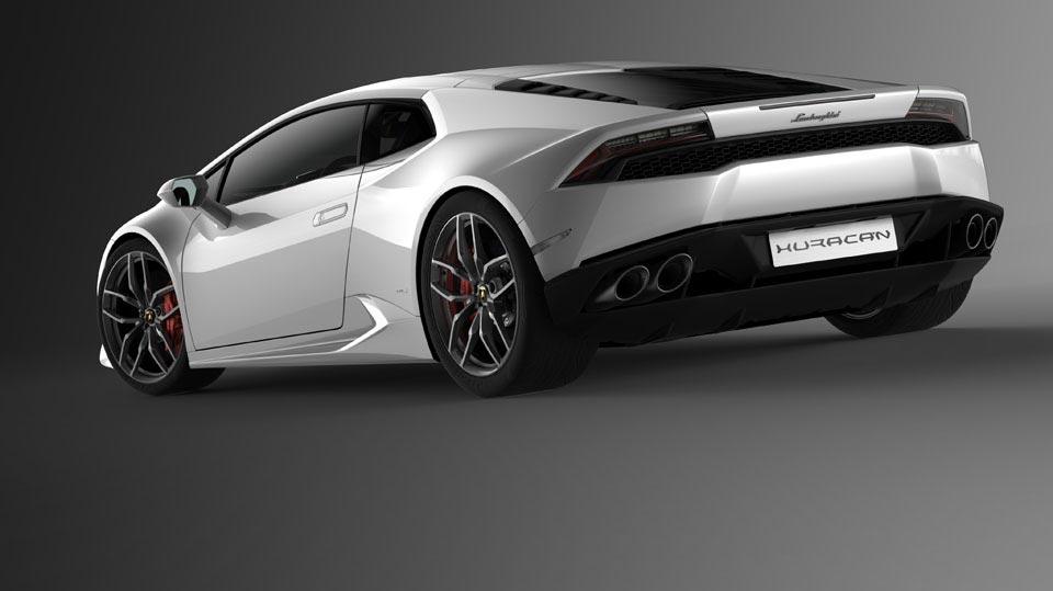 New Lamborghini Huracán LP 610-4 6