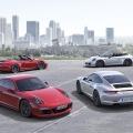 Porsche Unveils The New 911 GTS