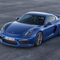 The All New Porsche Cayman GT4