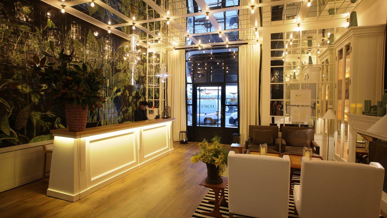 Stylish ofelias hotel in barcelona mr goodlife for Stylish hotel