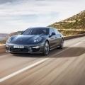 Porsche's new Panamera Turbo S
