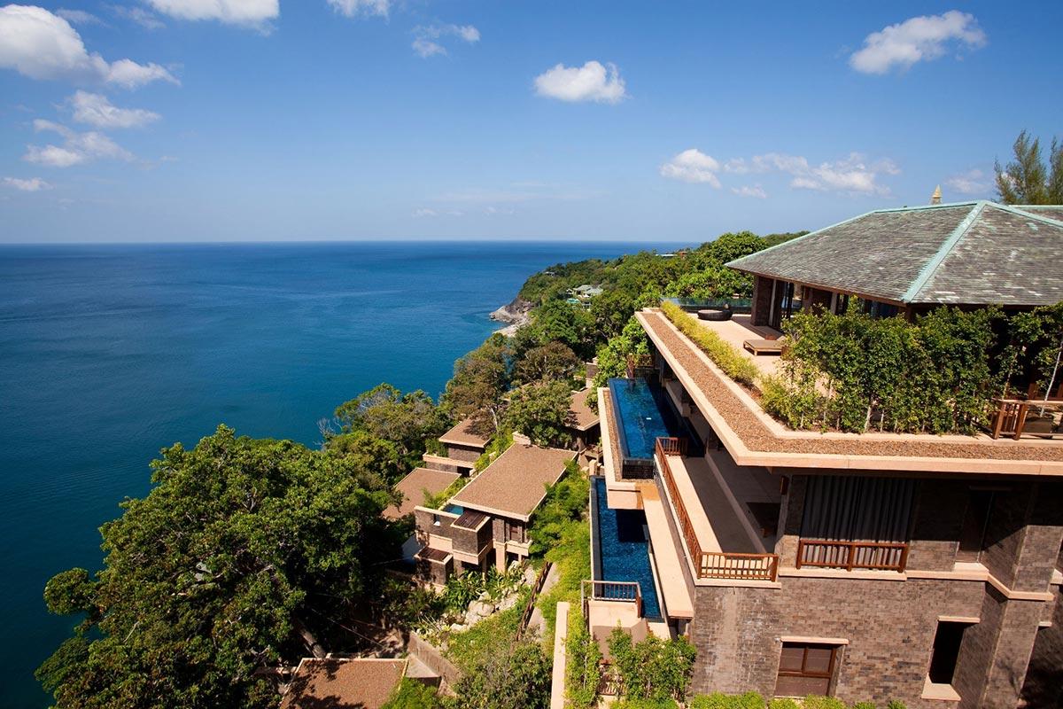 Das Paresa Resorts x Phuket, Thailand 3
