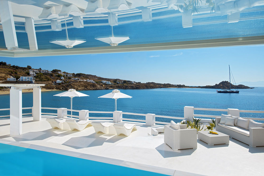 Petasos Beach Hotel Mykonos