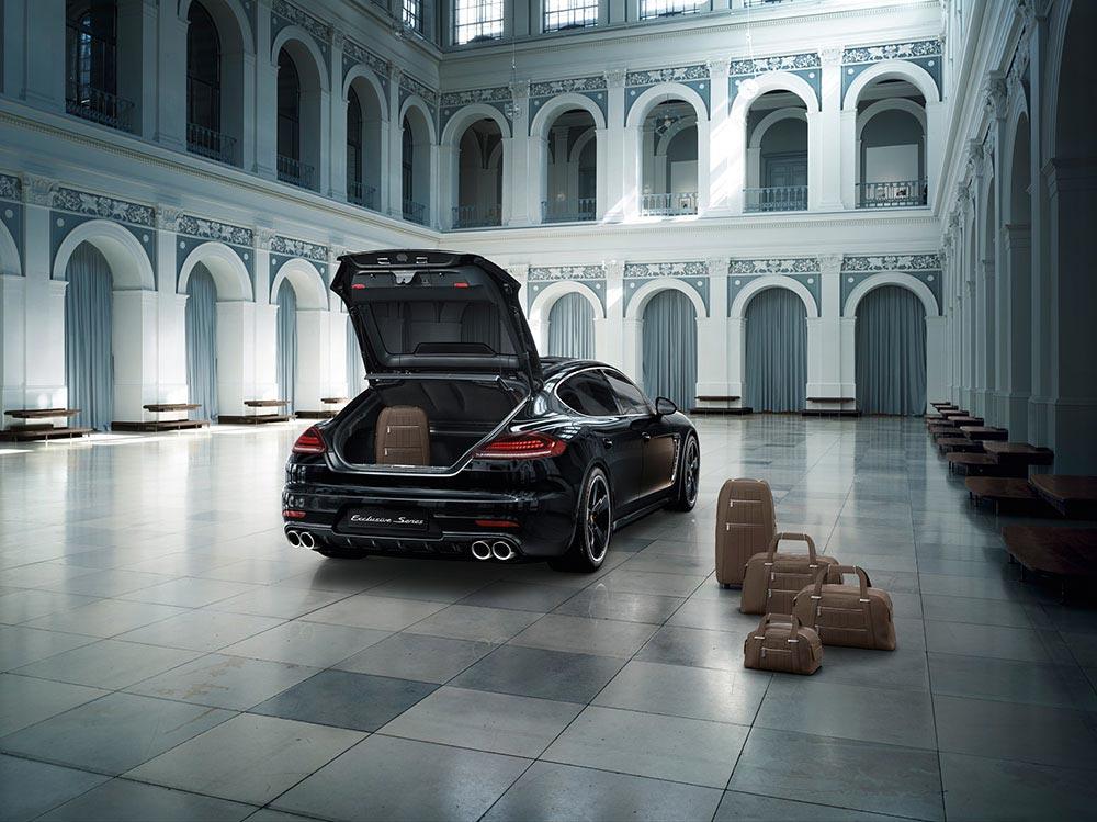 Porsche enthüllt Panamera Exclusive Serie 2