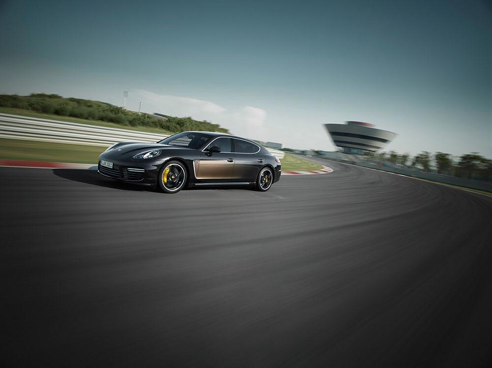 Porsche enthüllt Panamera Exclusive Serie 5