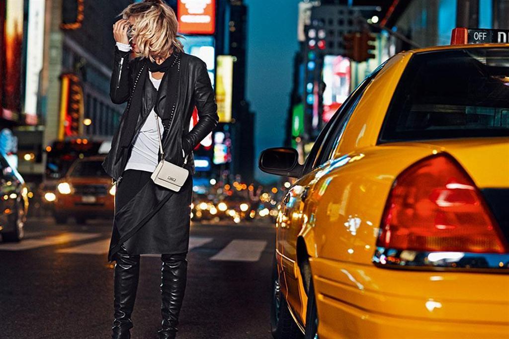 DKNY Resort 2014 Ad Kampagne: Rita Ora 4
