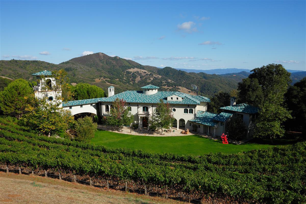 Robin Williams verkauft sein $29.9 Millionen Dollar Napa Valley Anwesen 3