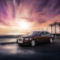 New Design: Rolls-Royce Ghost Series II