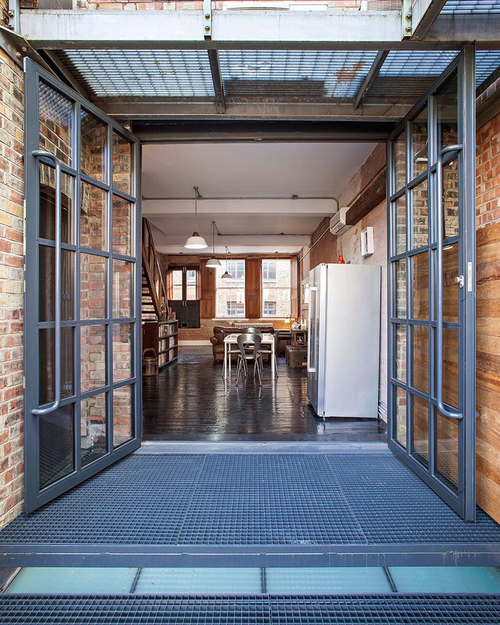 Shoreditch Warehouse Conversion by Chris Dyson 2