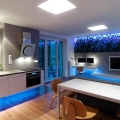 Slovakian Apartment With LED Lighting
