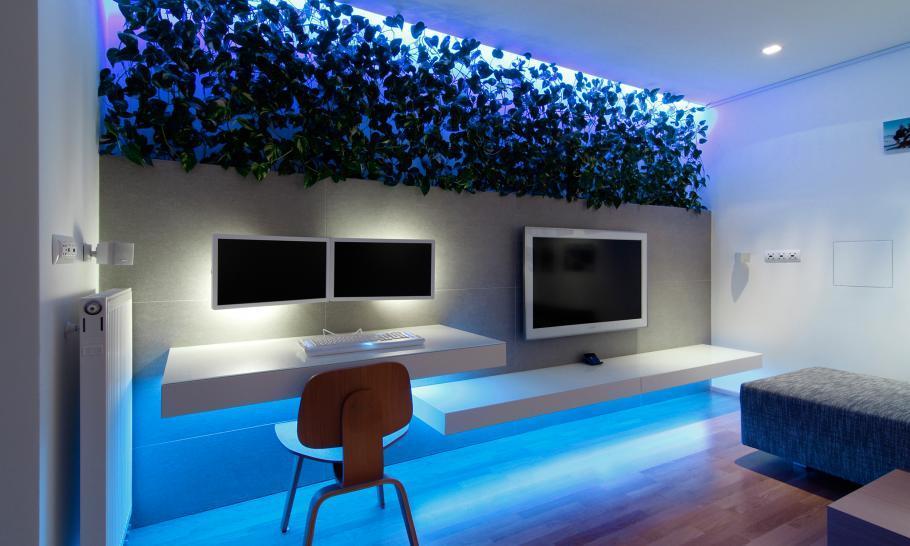 Ein innovatives Apartment mit LED Technik 2