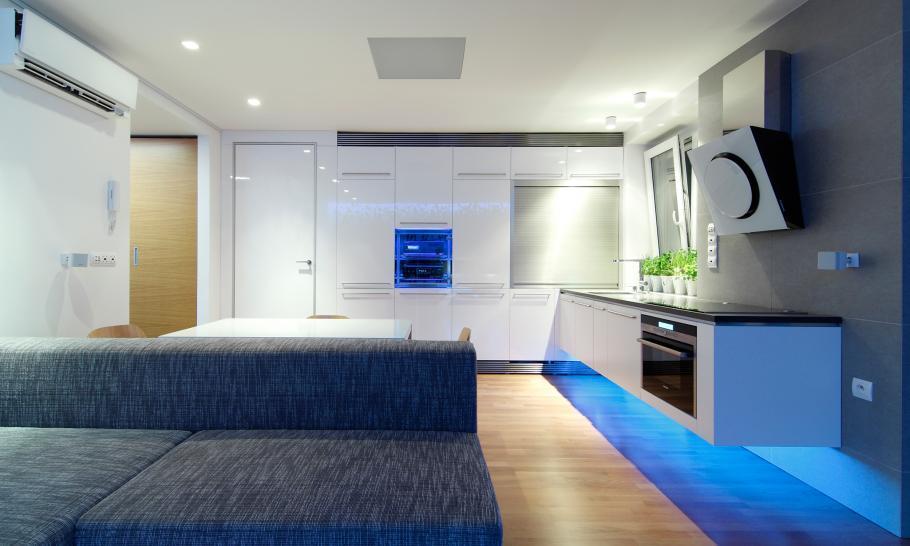 Ein innovatives Apartment mit LED Technik 3