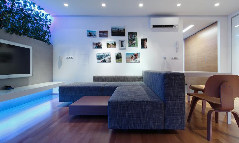Ein innovatives Apartment mit LED Technik 4