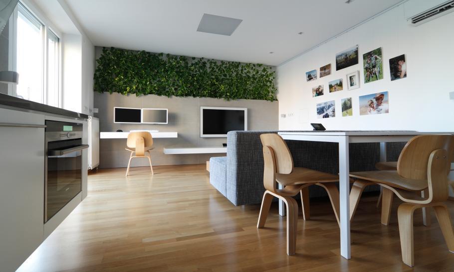 Ein innovatives Apartment mit LED Technik 5