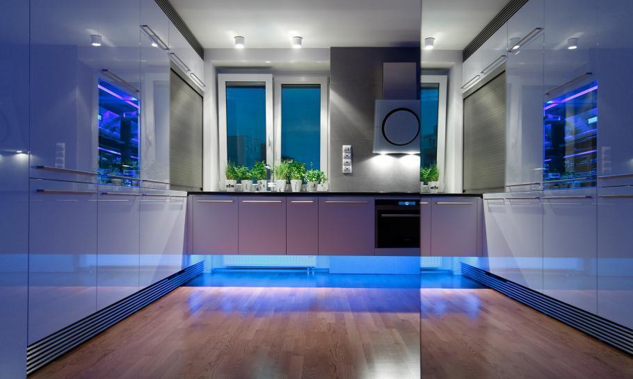 Ein innovatives Apartment mit LED Technik 7