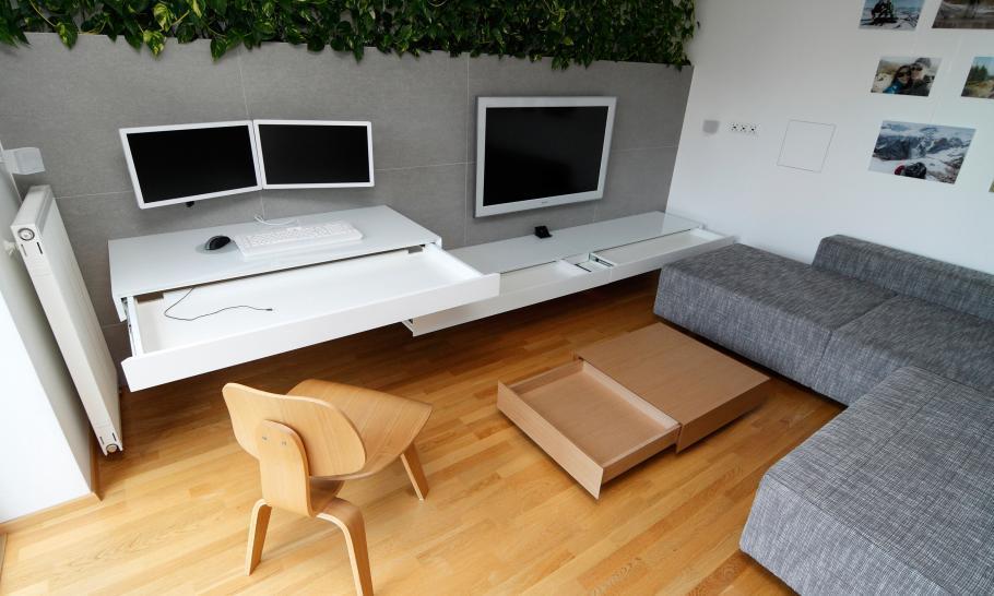 Ein innovatives Apartment mit LED Technik 9