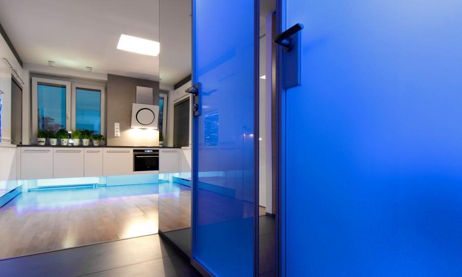 Ein innovatives Apartment mit LED Technik 10