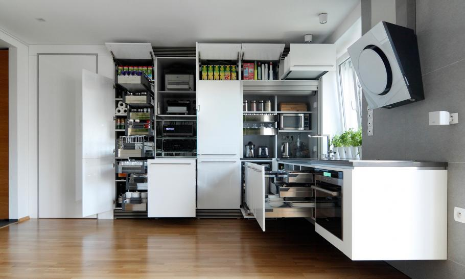 Ein innovatives Apartment mit LED Technik 11
