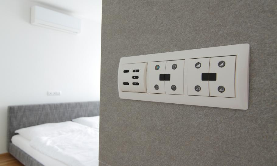 Ein innovatives Apartment mit LED Technik 13