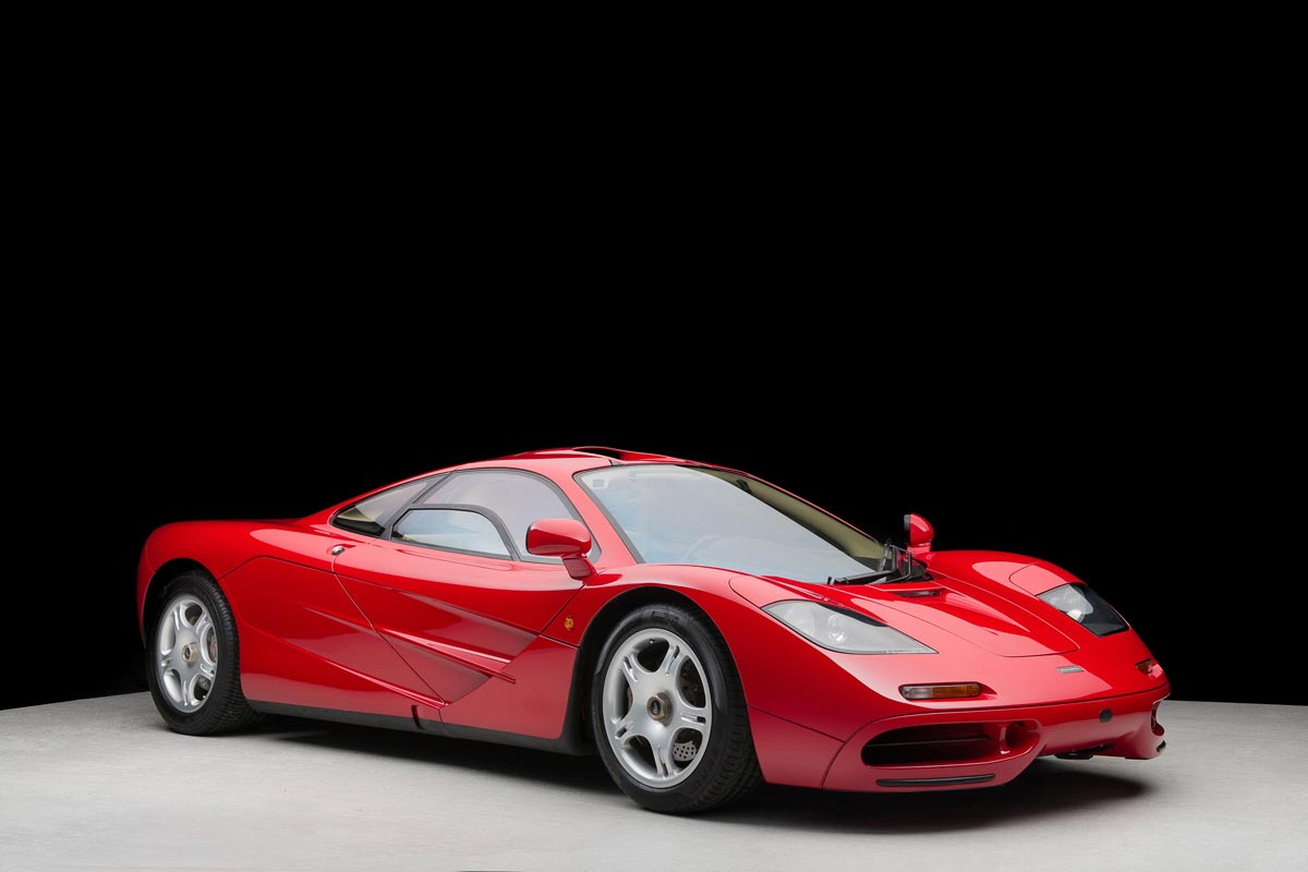 The 10 Million Dollar Car The Mclaren F1 Mr Goodlife