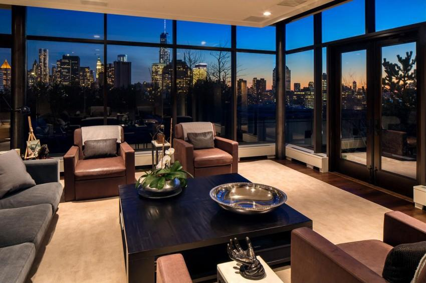 The 37 5 million dollar duplex penthouse in soho new york for Penthouse for sale nyc