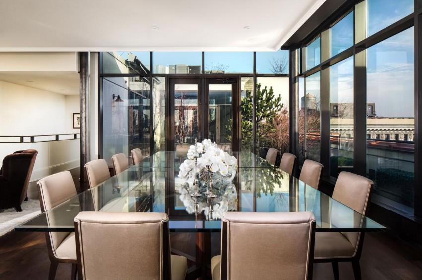 Das 37 5 Millionen Dollar Duplex Penthouse In Soho New York