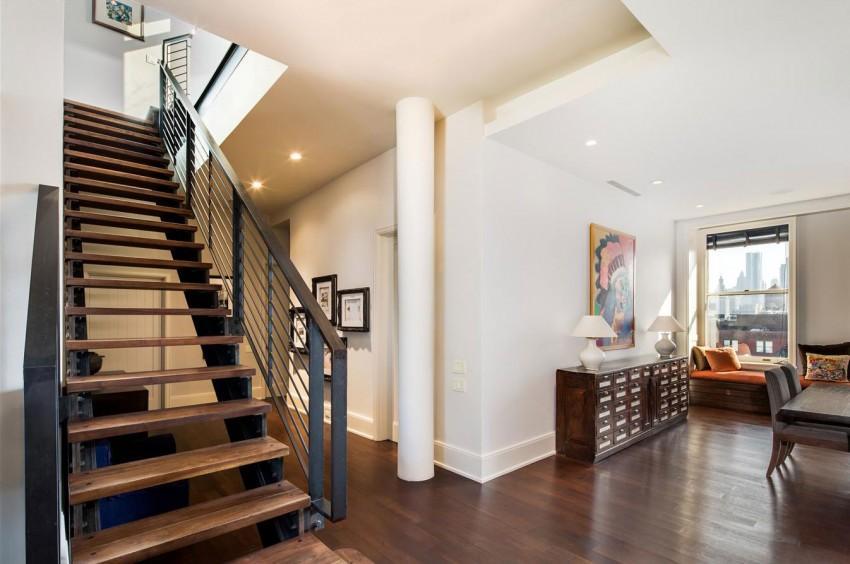 das $37.5 millionen dollar duplex penthouse in soho new york