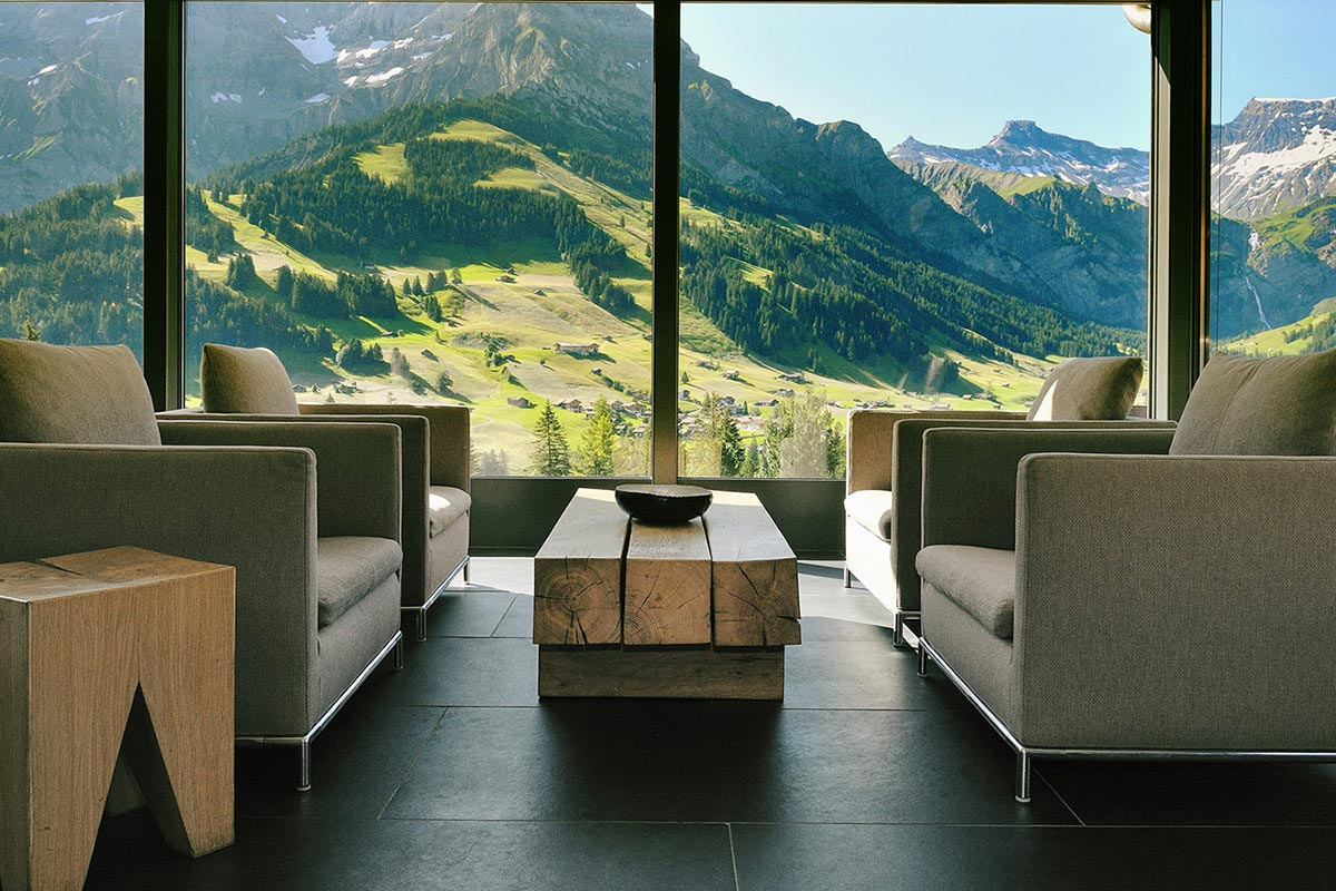 The Cambrian Hotel x Adelboden, Swiss Alps 4