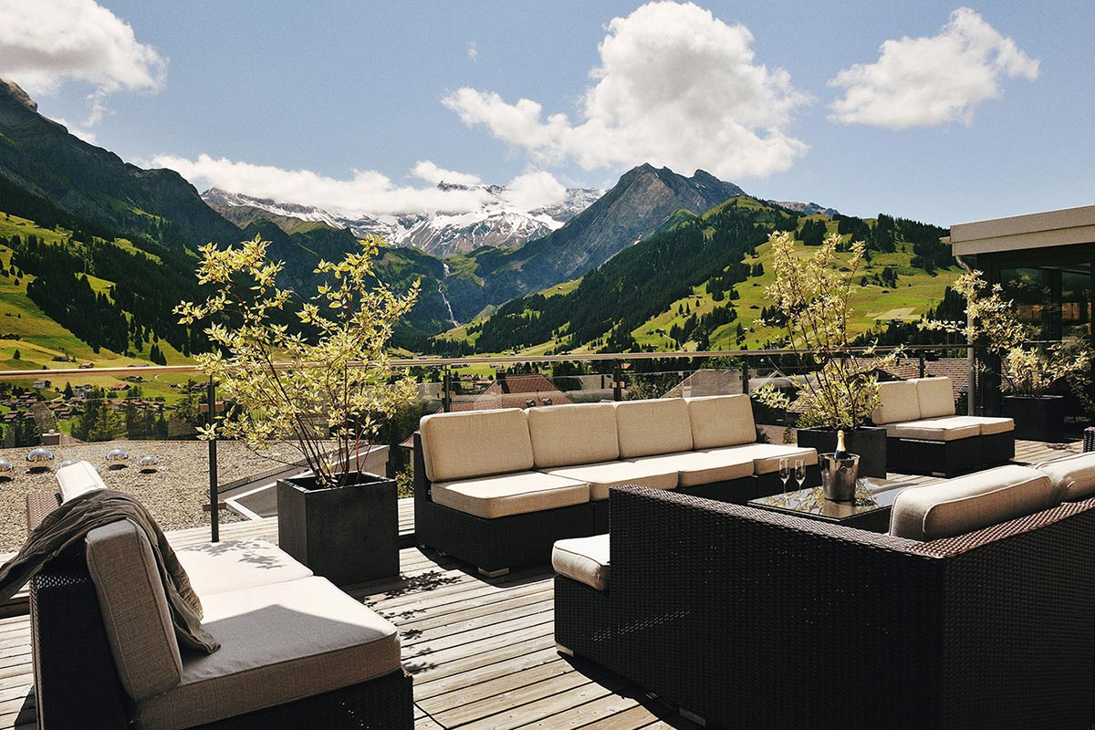 The Cambrian Hotel x Adelboden, Swiss Alps 5