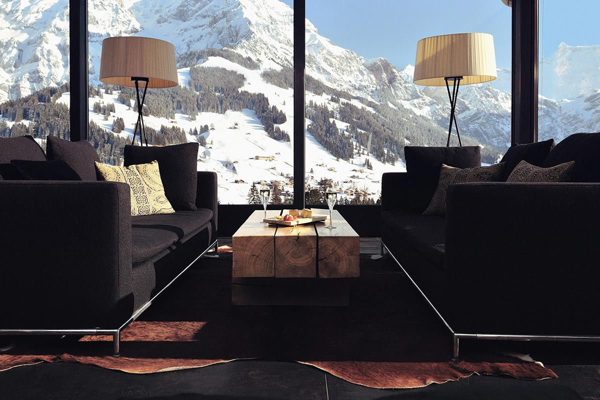 The Cambrian Hotel x Adelboden, Swiss Alps 9