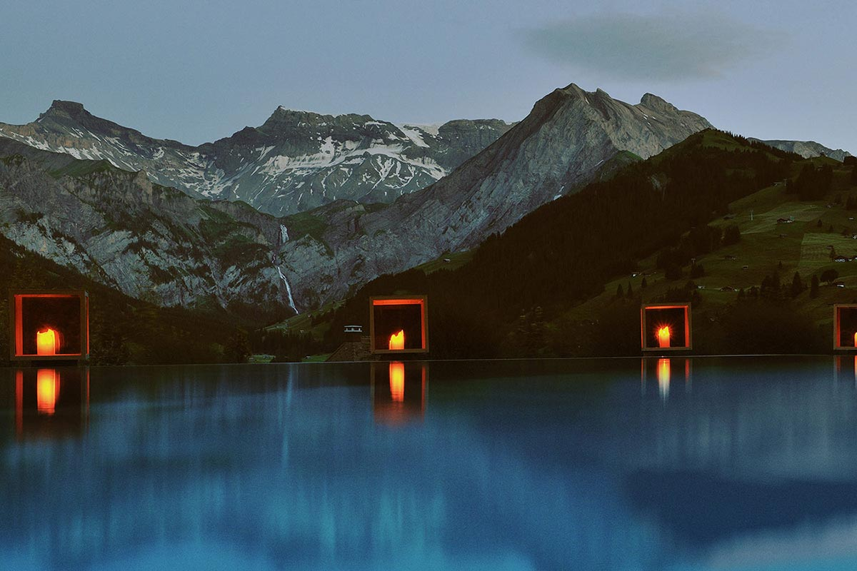 The Cambrian Hotel x Adelboden, Swiss Alps 14