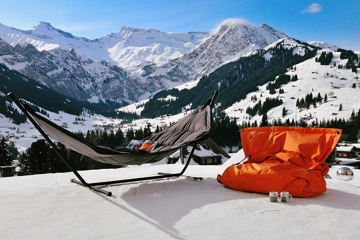 The Cambrian Hotel x Adelboden, Swiss Alps 17
